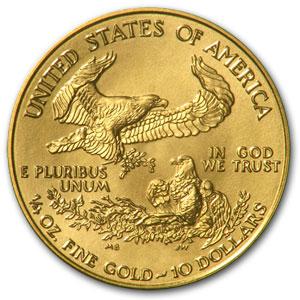 american eagle quarter ounce